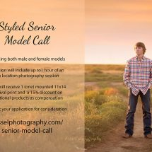houma senior model call