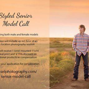 houma senior model call