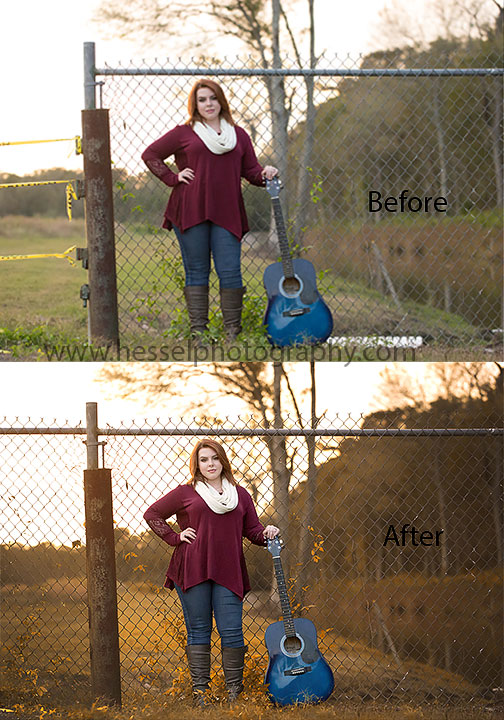 thibodeaux, la senior photographer