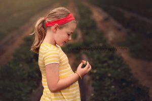 houma, La child photographer